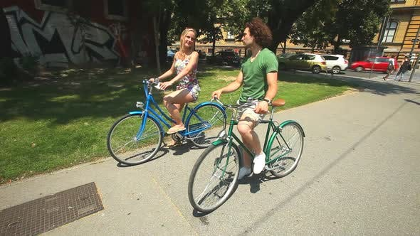 Thumbnail for Couple Cycling 13