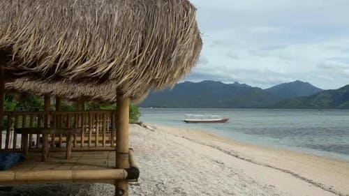 Hut On Beach 1