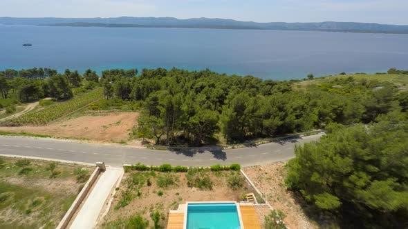 Thumbnail for Villa Mir I More In Bol On Island Of Brac, Croatia. 9