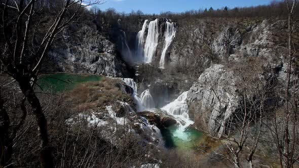 Thumbnail for Plitvice Waterfalls 2