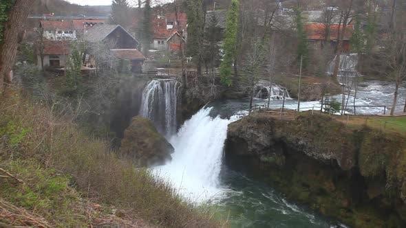 Thumbnail for Rastoke Wasserfälle 1
