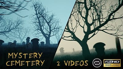 Mystery Cemetery - 2 Pack