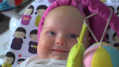 New Born Baby Face