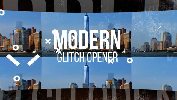 Cover Image for Modern Glitch Opener