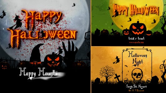 Thumbnail for Halloween  Openers