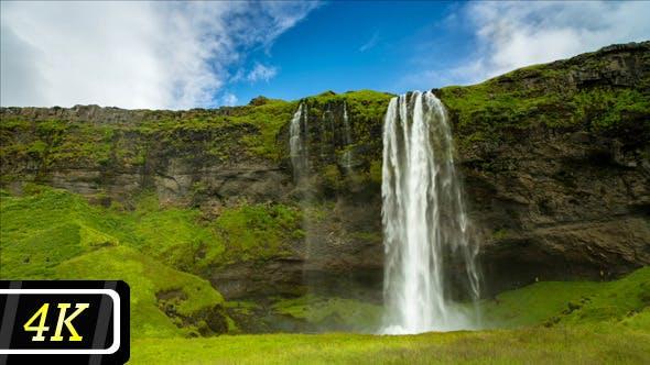 Thumbnail for Seljalandsfoss Waterfall