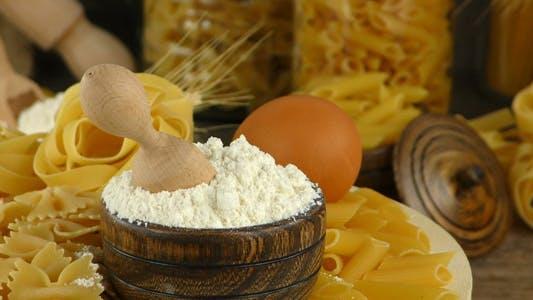 Thumbnail for Macaroni Pasta Pastry 7