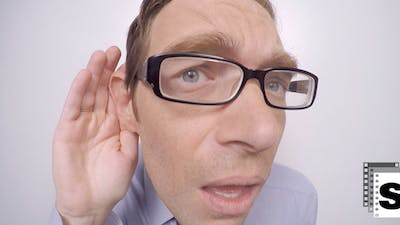 I Can not Hear You