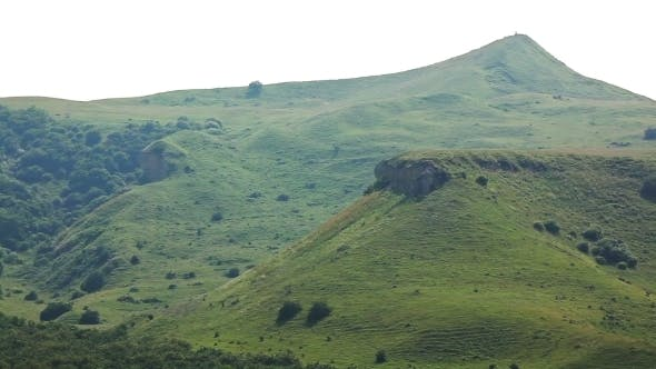 Thumbnail for Panorama Of Summer Landscape. Nature Mountains.