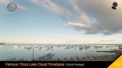 Famous Titicaca Lake