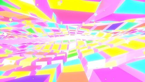 Cubes Wave