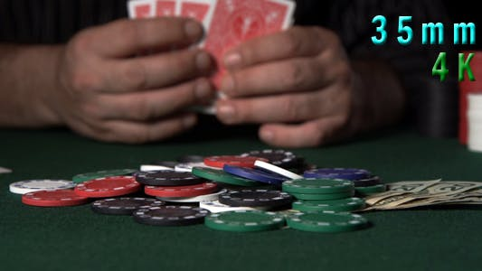 Thumbnail for Poker Player Wins And Grabs Money 34