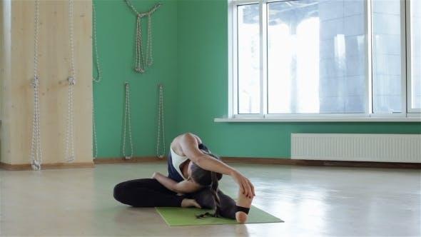 Thumbnail for Sporty Yoga Girl