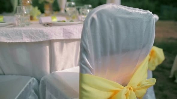 Cover Image for Festive Table In Wedding Day
