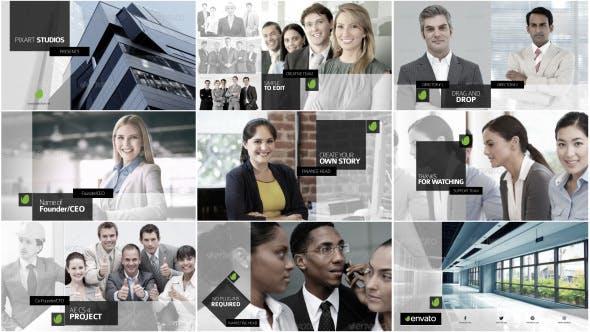 Thumbnail for Unternehmens- Promo