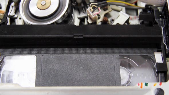 Thumbnail for Videotape Into The VCR