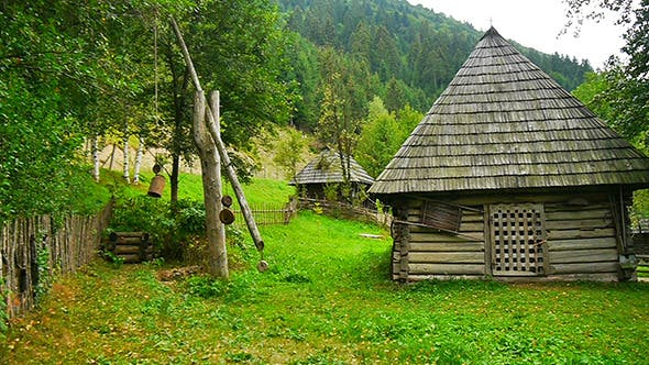 Thumbnail for Carpathian Old Village