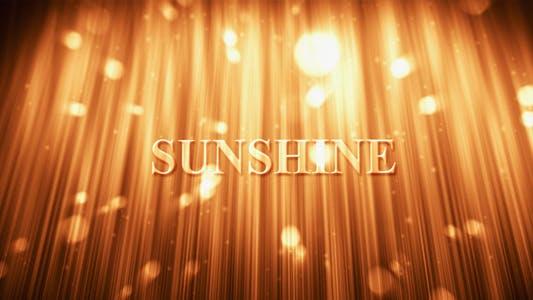 Thumbnail for Sunshine
