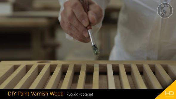 Thumbnail for DIY Paint Varnish Wood