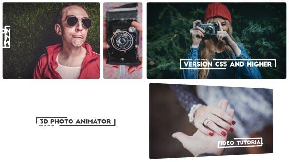 Thumbnail for Foto 3d - Foto moderna