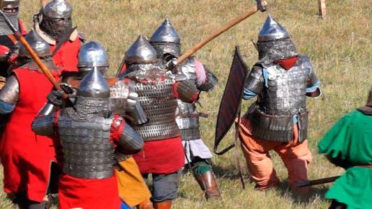 Thumbnail for War. Knights
