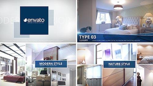 Modern Interior - Photo Gallery