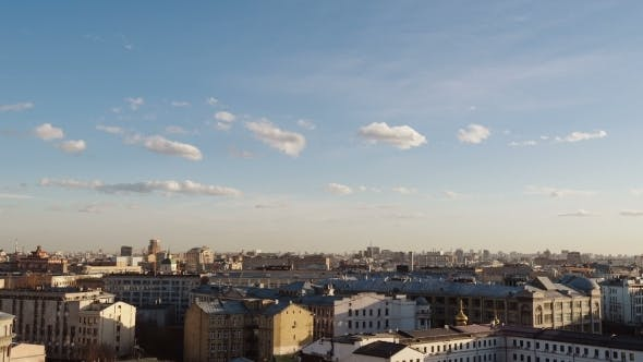 Thumbnail for View Of Moscow From The Roof
