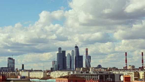 Thumbnail for Moscow International Business Center