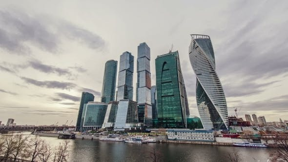 Thumbnail for Moscow City