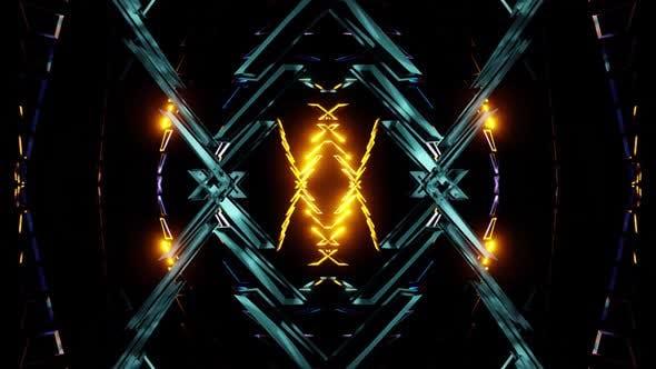 Neon Metropolis Vj Pack