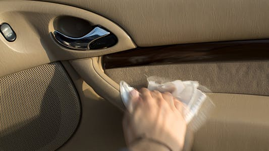 Thumbnail for Wash Car Interior Doors