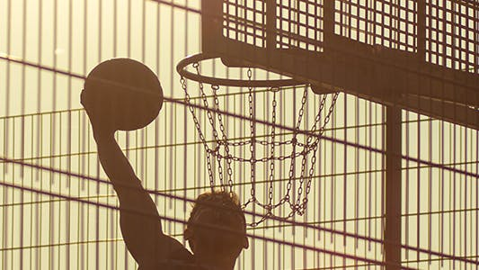 Hit in Basket