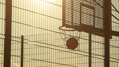 The Ball is in the Basket