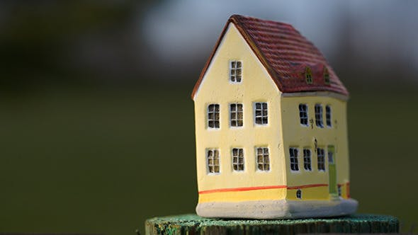 Thumbnail for Putting a Toy House On Small Stub