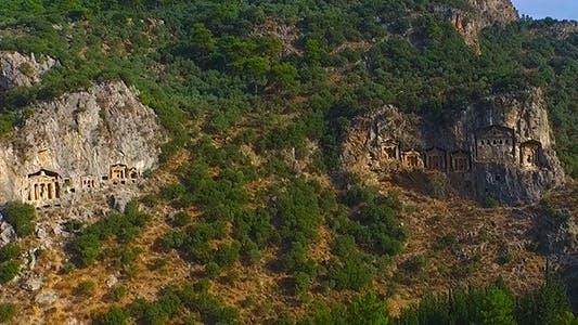 Thumbnail for Lycian Tombs in Dalyan