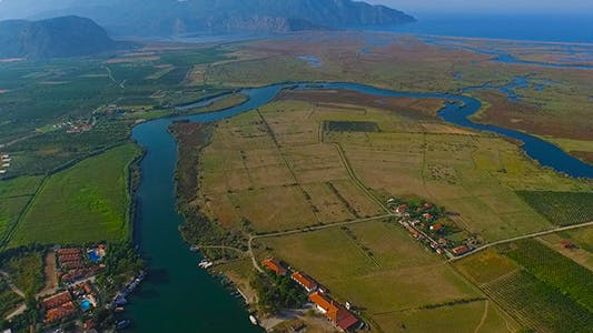 Thumbnail for The Delta Of Dalyan River