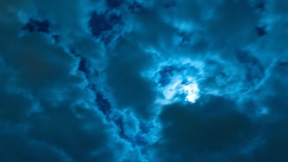 Thumbnail for Moonlight Sky