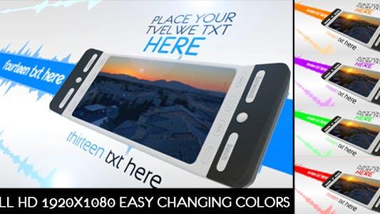Thumbnail for Mobile display