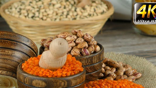 Thumbnail for Legumes Delicious and Healthy Natural Mixed 7