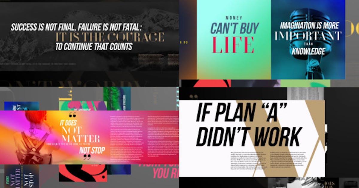 Download Typography Slideshow by Alex-Rosh