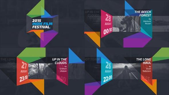Thumbnail for Promo Événement de Cinéma
