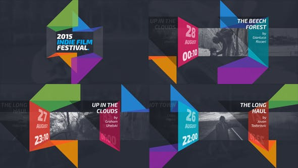 Filmmaking Event Promo