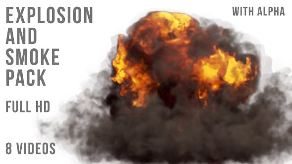 Thumbnail for Explosion & Smoke Pack