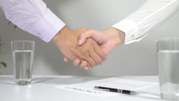 Thumbnail for Shake Hands, Business Deal
