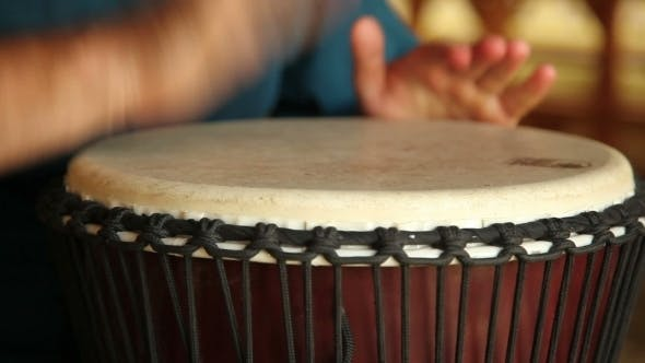 Thumbnail for African Drum