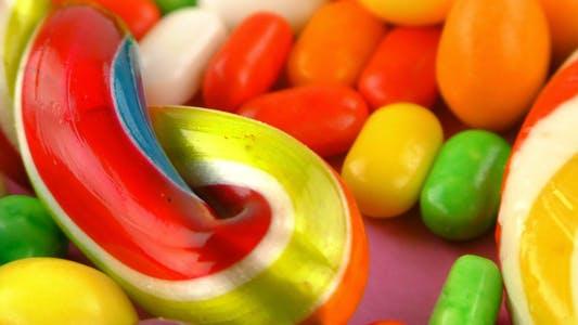 Thumbnail for Sweet Candy Jelly Bonbon Lollipop Mixed  Snack 14