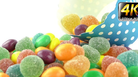 Thumbnail for Sweet Candy Jelly Bonbon Lollipop Mixed  Snack 4