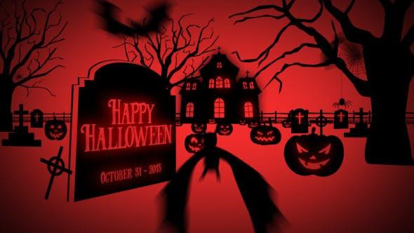 Thumbnail for Halloween Greetings