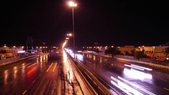 Thumbnail for Traffic Light Time Lapse