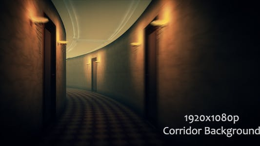 Cover Image for Corridor